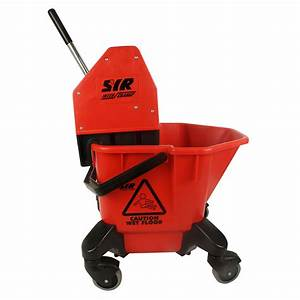 SYR Kentucky Mop Bucket and Wringer | TC20 | 20 Litre ...