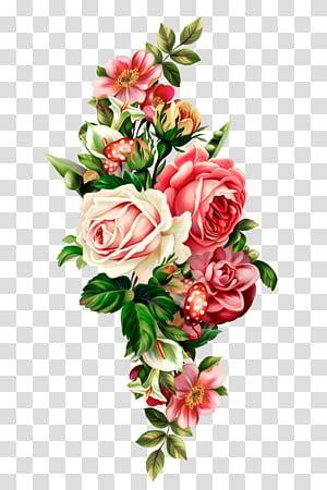 flores vintage png   cliparts  images