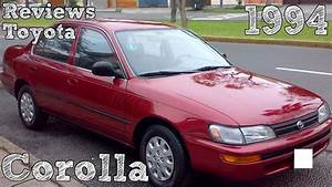 Reviews Toyota Corolla 1994