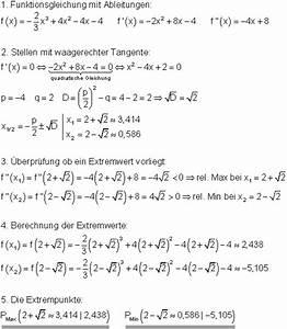 Hilfe Zum Lebensunterhalt Berechnen : extrempunkte berechnen mathe brinkmann ~ Themetempest.com Abrechnung