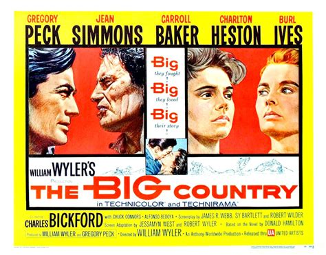 classic movies  big country