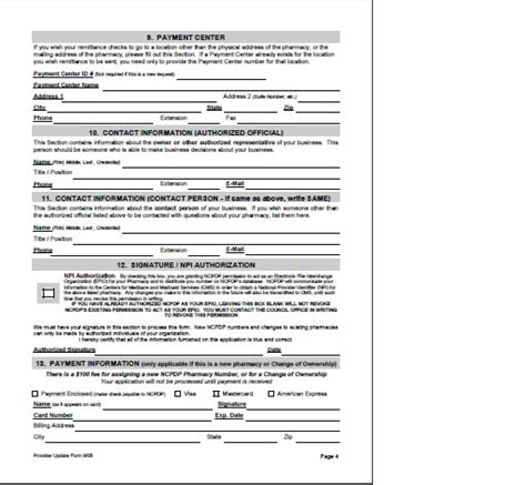 ct id application form ncpdp provider id and npi application form medicare fee