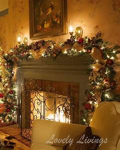 52 Stunning Christmas Mantels — Style Estate