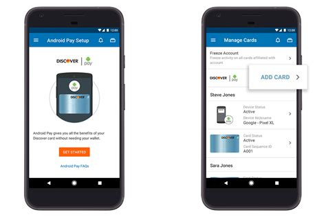android pay app android pay now works with your mobile banking app found