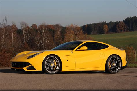 Ferrari F12 Berlinetta Performance Package By Novitec