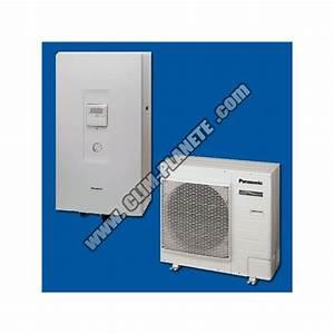 Pompe A Chaleur Reversible Air Air : pompe chaleur air eau kit wc07f3e5 panasonic ~ Farleysfitness.com Idées de Décoration