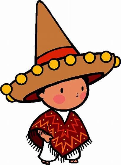 Clip Clipart Month Cliparts Clipartandscrap Calendar Mexican
