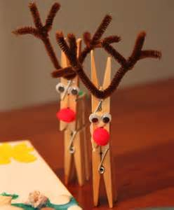 clothespin reindeer christmas crafts pinterest craft ornament and xmas