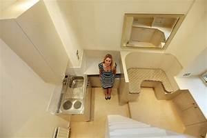 Mini Apartment Einrichten : cooles mini apartment kleine wohnung mit zus tzlichen einfach dekore loft einrichten ~ Markanthonyermac.com Haus und Dekorationen