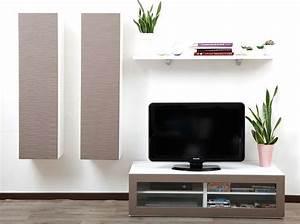 Meuble Tv Pour Chambre : meuble tele pour chambre interesting meuble tele pour chambre with meuble tele pour chambre ~ Teatrodelosmanantiales.com Idées de Décoration