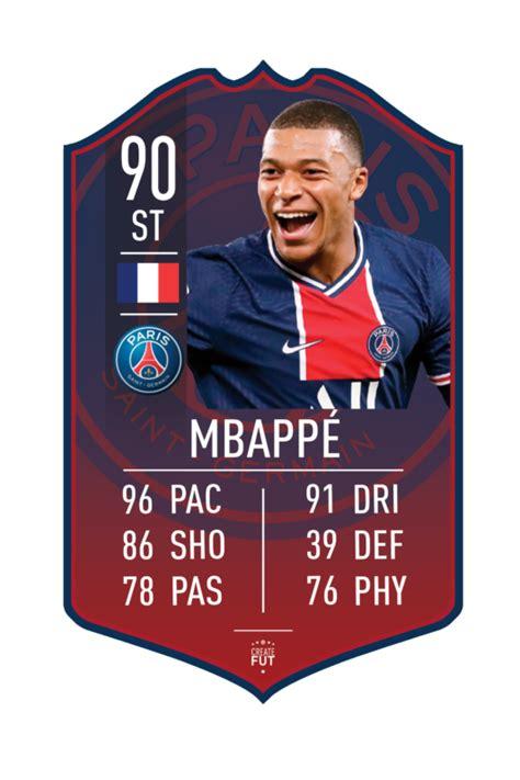 Mbappe – CreateFUT