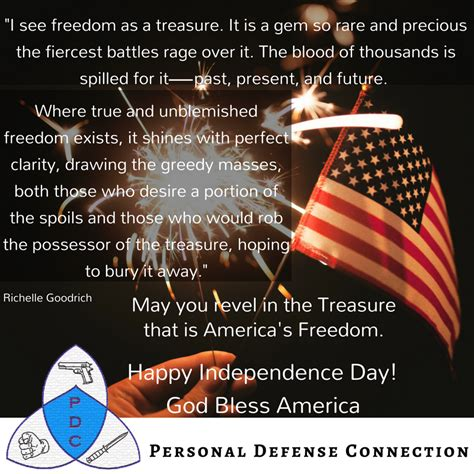 Hope you are having a wonderful, and safe, Independence ...