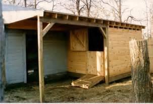 Goat House Plans