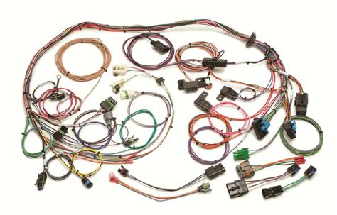painless wiring wiring harness fuel injection gm cfitbi