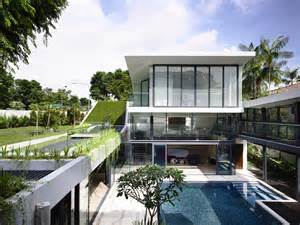 Modern Courtyard House with Pool