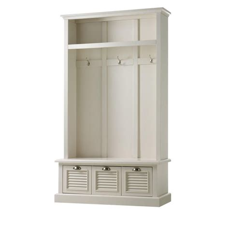 Hallway Organization And Entryway Furniture Collection by Home Decorators Collection Shutter 74 In H X 42 In W