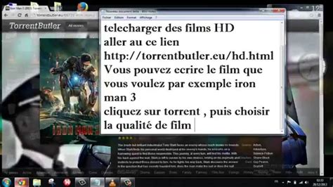 telecharger torrente film 3d