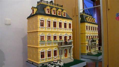 casa de munecas playmobil de maria parte  youtube