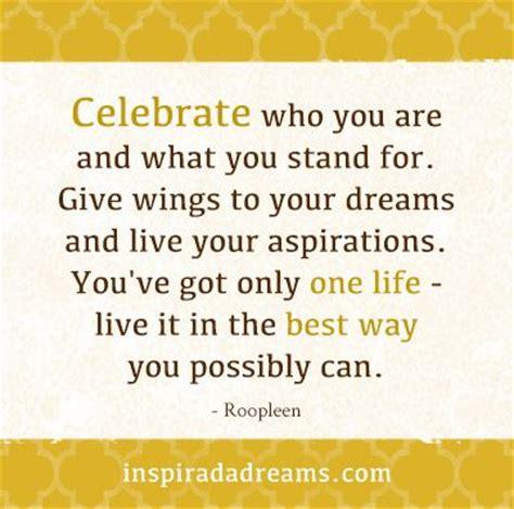 celebrate life inspirational quotes pinterest