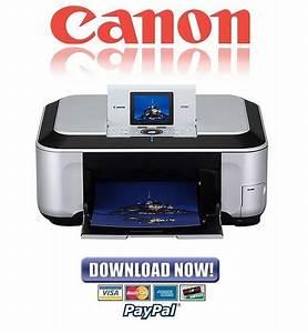 Canon Pixma Mp620   Mp620b Service Manual  U0026 Repair Guide