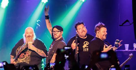 Bowling For Soup At The Brighton Music Hall