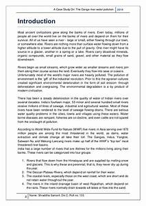 Topics English Essay Conclusion On Water Pollution Essays Compare And Contrast Essay High School And College also Essay Writing For High School Students Water Pollution Essays Essay Help Forum Water Pollution Essays In  Interview Essay Paper