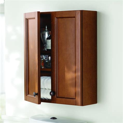 Wall Closets Home Depot by Glacier Bay Modular 24 3 5 In W X 29 In H X 6 9 10 In D
