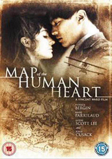 map   human heart dvd zavvi