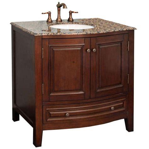 36 Vanities For Small Bathrooms by 36 Inch Traditional Wood Sink Vanity In Bathroom Vanities