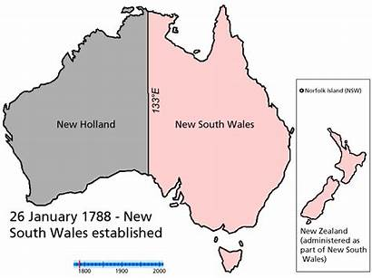 Australia Maps Historical Wikipedia Divided Thought Should