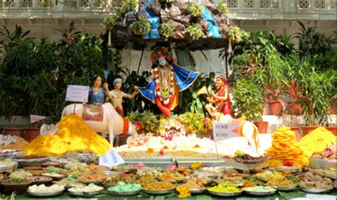 Happy Govardhan Annakut Puja 2015 Images, Wishes Hd