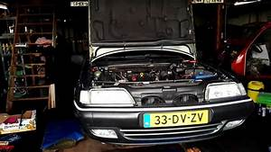 First Start Citroen Xantia With New Clutch And Timing Belt