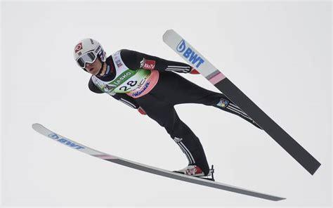 Böser sturz auf der riesenschanze in planica: Skispringen: Skiflug-Weltmeister Daniel Andre Tande muss ...