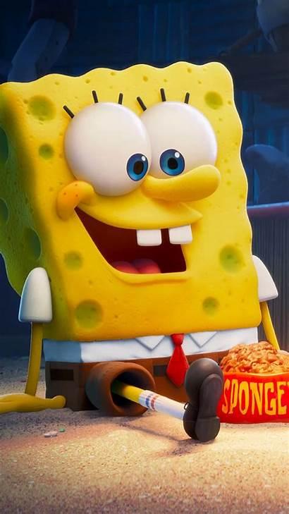 Spongebob Sponge Gary 4k Run Mocah