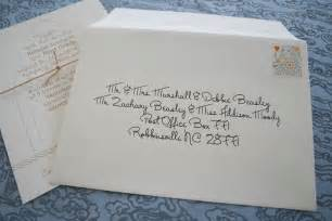 how to address wedding invitations address wedding envelopes
