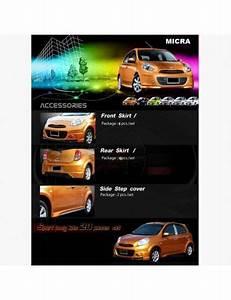 Nissan Micra Active Car Price