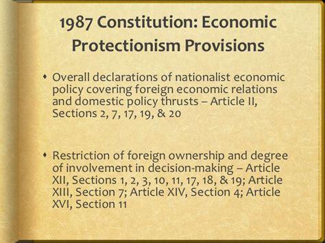 Sovereignty Or Economic Progress