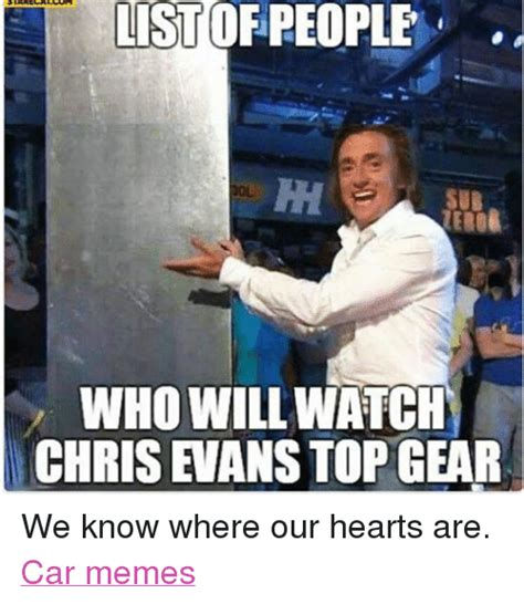 Top Gear Memes - funny top gear memes of 2016 on sizzle cars