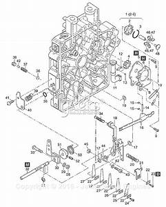 Robin  Subaru Ptd410t Parts Diagram For Oil Pump  Speed Control