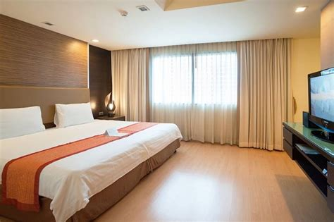 Rooms In Aspen Suites Bangkok Serviced Apartment Hotel