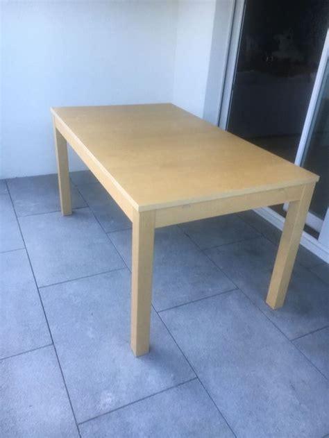Oje, sieht so aus, als wäre ikea bjursta, tisch ausziehbar schon verkauft worden. IKEA Esstisch BJURSTA (ausziehbar) kaufen auf Ricardo