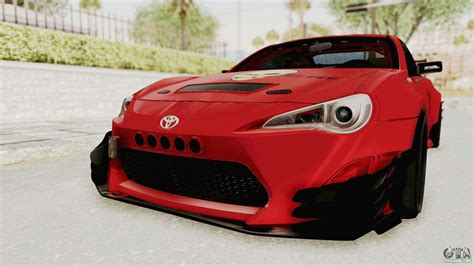Toyota Gt86 Drift by Toyota Gt86 Drift Edition For Gta San Andreas