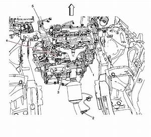 08 Saturn Vue 4cyl Engine Coolant Temp Sensor Location