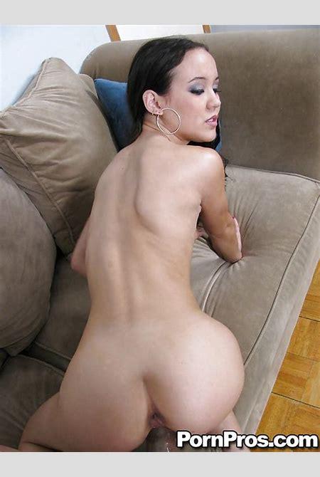 Young Asian babe Amai Liu having sex with a huge black cock - PornPics.com