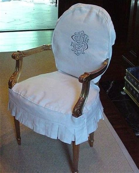 monogrammed chair covers monogrammed dining chairs in