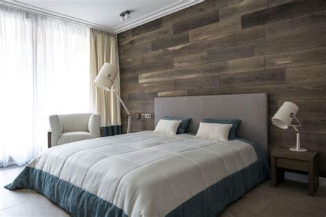 deco chambre bois chambre adulte aménagement et déco en 75 idées exquises