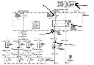 2001 Chevy S10 Fuel Pump Wiring Diagram