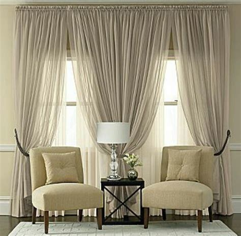 Hanging Sheer Curtains With Drapes - 1529 best images about drapes fabric for drapes etc on