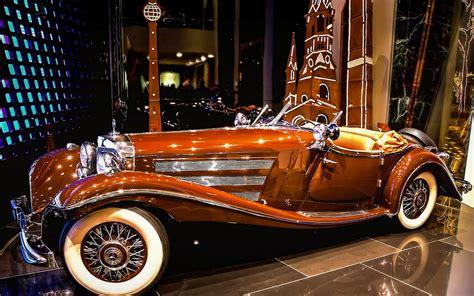 Mercedes Benz Vintage Car Wallpaper  2560x1600 71562