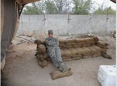 Sandbag Couch Brings a whole new meaning to the term